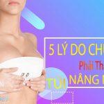 5 lý do dẫn đến Ngực Hỏng sau phẫu thuật phải tháo bỏ Túi Nâng Ngực